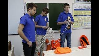 Инспекторы ГИМС совместно с волонтерами ОСВОДа проводят уроки безопасности в школах