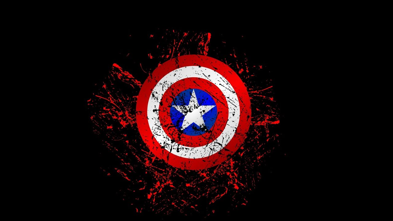 Hd Superhero Wallpapers For Pc How To Make Grungy Captain America Shield Logo In