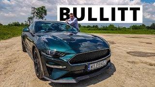 Ford Mustang Bullitt - coupe nie do kupienia