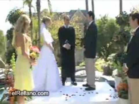 ¿Será esta la boda más catastrófica de todos los tiempos?