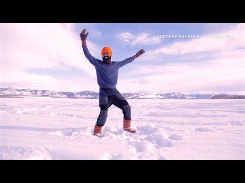 Social media star Gurdeep Pandher of Yukon on 'bringing joy' through Bhangra dancing