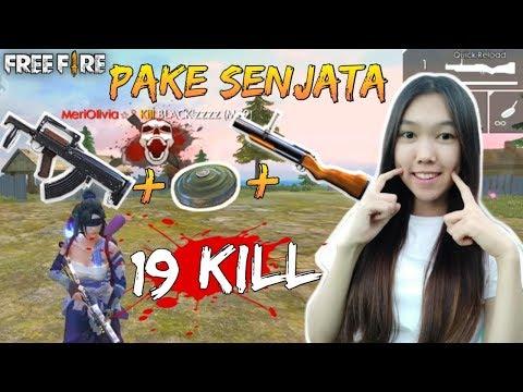 PANEN KILL, SOLO VS SQUAD - FREE FIRE INDONESIA