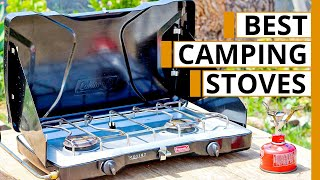 Top 5 Best Camping Stoves | Coleman vs Camp Chef