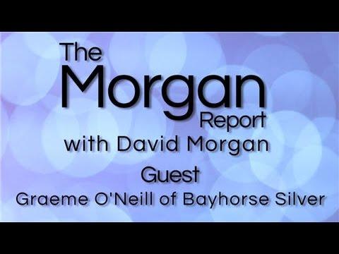 David Morgan Interviews Bayhorse Silver Inc.