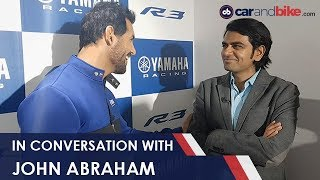 In Conversation With John Abraham About Bikes And The Auto Expo 2018