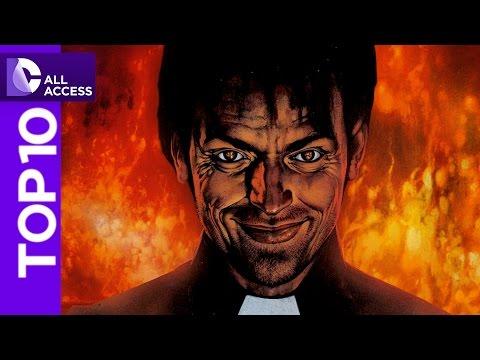 Top 10 Preacher Moments