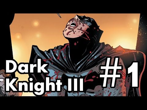 Dark Knight III #1 Recap/Review The Master Race.