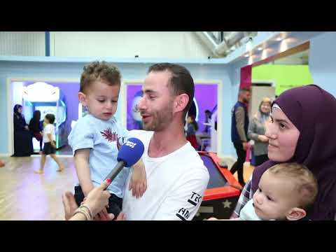 عيد الفطر يجمع الجاليات المسلمة والعائلات السورية في السويد  - 12:21-2018 / 6 / 17