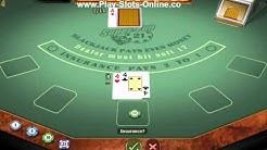 Super Fun 21 Blackjack Gold