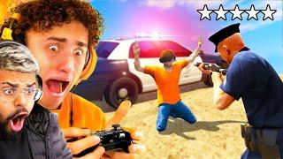Catch Me = YOU WIN $10,000! (GTA 5)