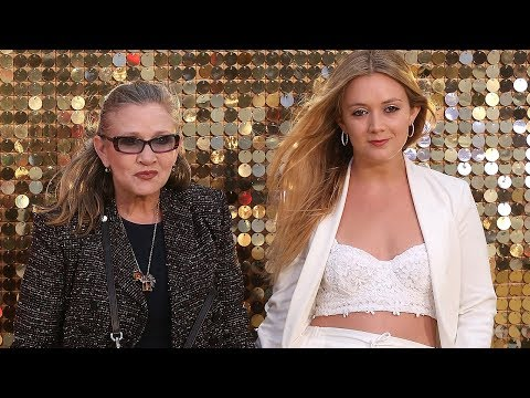 Billie Lourd Releases Emotional Statement After Mom Carrie Fisher's Cause of Death Revealed