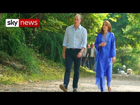 Royals Visit Pakistan For The First Time In 13 Years