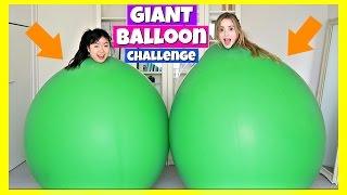 Giant Balloon Challenge (ft Krist Soup)