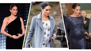 Meghan Markle's Pregnancy Style Is Everything and More