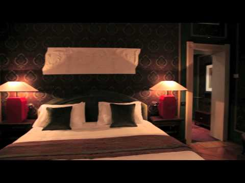 Junior Suite dedicata a Gabriele d'Annunzio al Grand Hotel Gardone Riviera