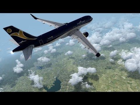 [ Prepar3D v2 - HD ] insane details, Landing to LSZH By MrJ