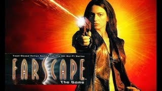 Claudia Black in Game FarScape 2002 Aeryn Sun