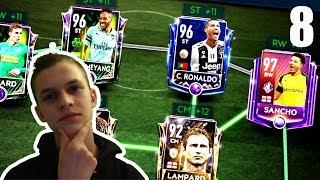 NAJSZYBSZY ATAK?! | OCENIAM WASZE SKŁADY #8 | FIFA MOBILE