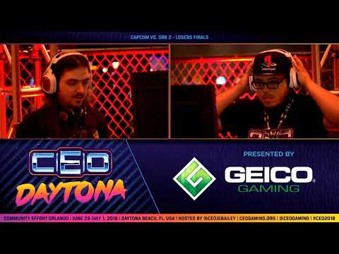 CEO 2018 - (Def Jam: Fight For NY - Losers Finals)  - Joey Bag O' Donuts Vs. Torrik0