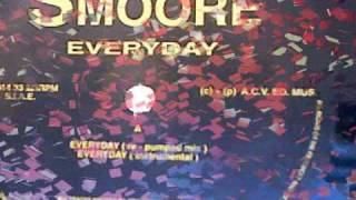 S MOORE - Everyday (Re-Pumped Mix)
