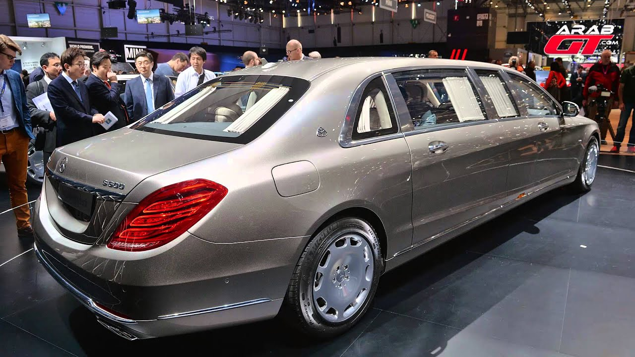 Mercedes S Pullman Guard For Sale