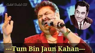 Tum Bin Jaun Kahan - Kumar Sanu - Kishore Ki Yaadein Vol 4  - Ankit Badal AB