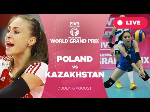 Poland v Kazakhstan - Group 2: 2017 FIVB Volleyball World Grand Prix