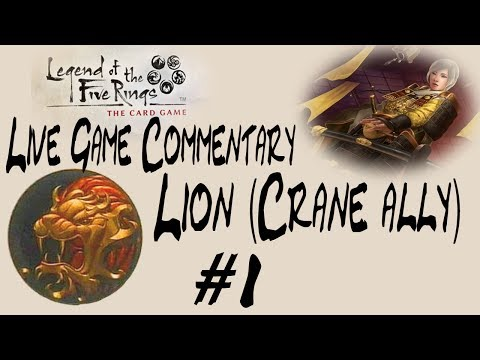 Live Game Commentary  - Lion/Crane #1