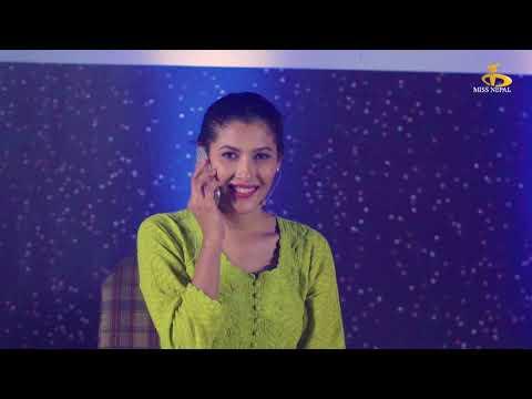 Miss Nepal 2018 Talent Round Sandhya Adhikari