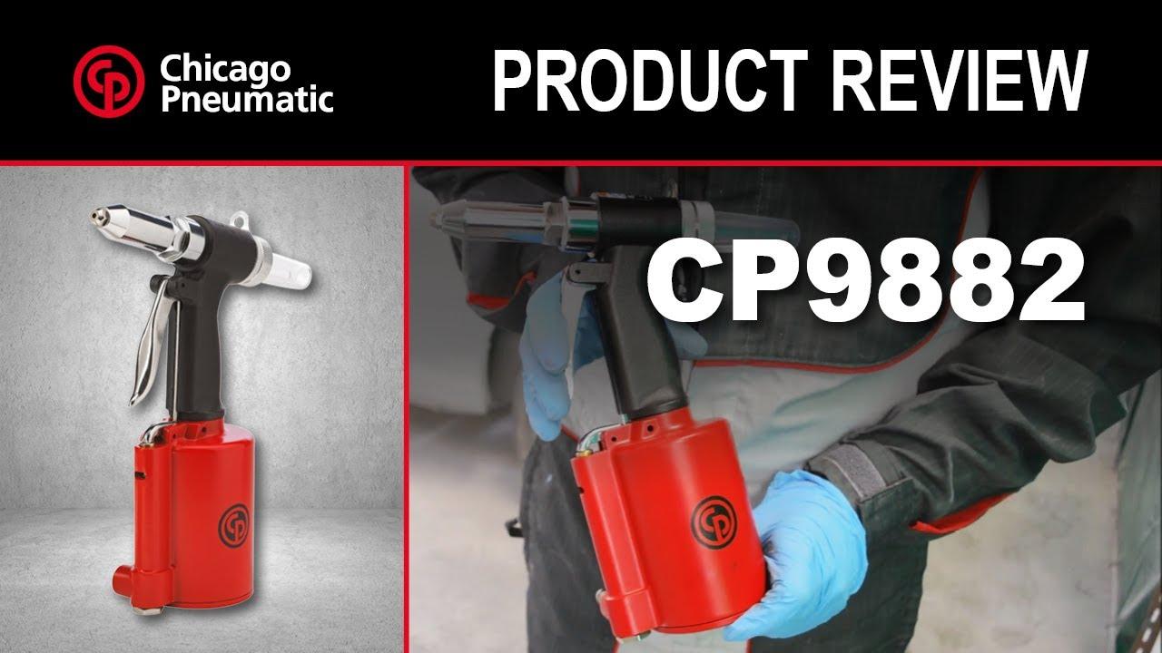 CP9882 Air Riveter Review