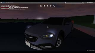 Greenville 2018 Buick Regal TourX (Roblox)