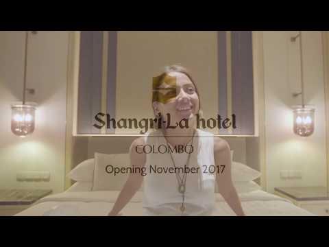 Shangri-La Colombo - A Sneak Peek Tour with Paloma Monnappa at Shangri-La Colombo, Sri Lanka