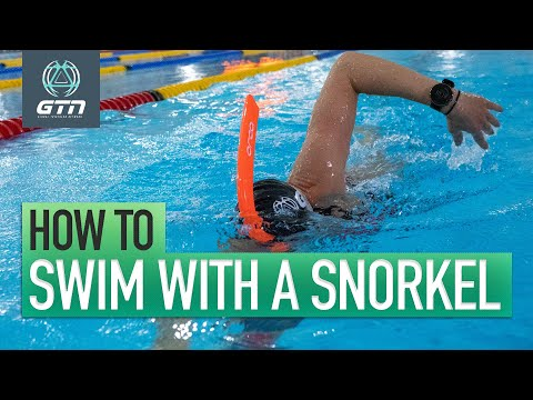 How To Swim With A Snorkel | Improve Freestyle Swimming Technique