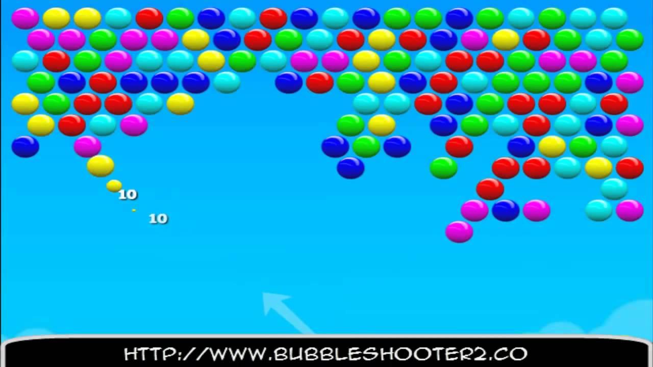 Bubbelshoter