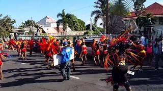 Nu Vybes Band(New Years Sugar Mas 45 Parade Day 2017)