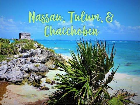 Florida, Bahamas, Mexico Carnival Cruise [March 2015]
