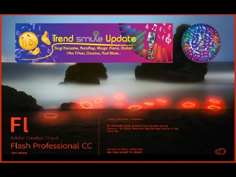 Tutorial Adobe Flash Player For Logo Trend Smule Update