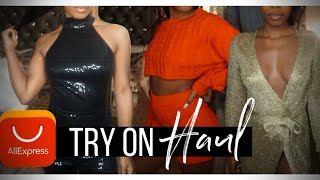 EXTRA AF AliExpress Try-On Haul