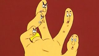 Moral Stories - Finger Tips - English Animation 3