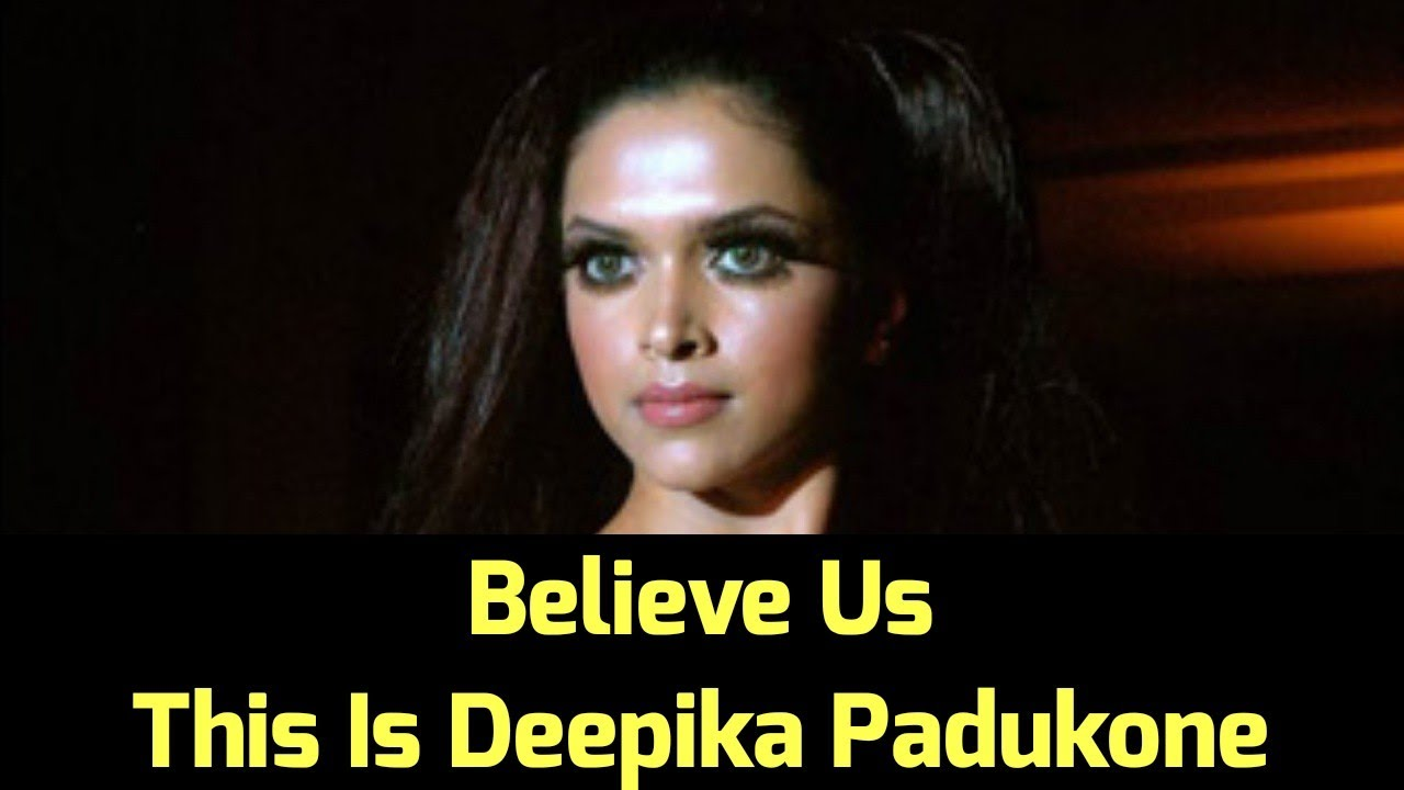 Deepika Padukone Before Beauty Treatments / Surgeries ...