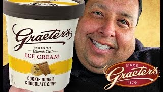 Graeter's French Pot® Ice Cream-COOKIE DOUGH CHOCOLATE CHIP Review!