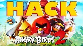 Angry Birds 2 HACK MOD(Mod:1. Infinite Gems 2. Infinite Black Pearls 3. Infinite Lives)
