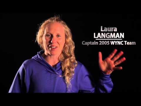 NZ Under 21 Flashback - Laura Langman