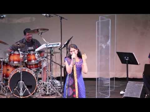 M.Mani Concert Atlanta - Ramya Behara Introduction