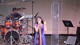 M.M.Keeravani Concert Atlanta - Ramya Behara Introduction