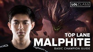 Malphite Top Guide by TSM Hauntzer - Season 6 | League of Legends