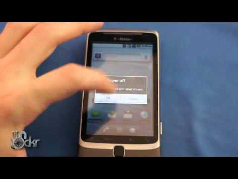 How To - Perm Root the T-Mobile G2 / HTC Vision