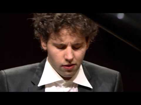 Aljoša Jurinić – Ballade in F minor Op. 52 (first stage)
