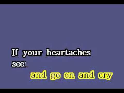 DK090 10   Ray, Johnnie   Cry [karaoke]