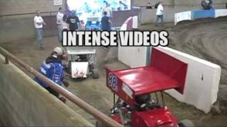 RED BLUFF KART RACING INTENSE VIDEOS 1ST TIME